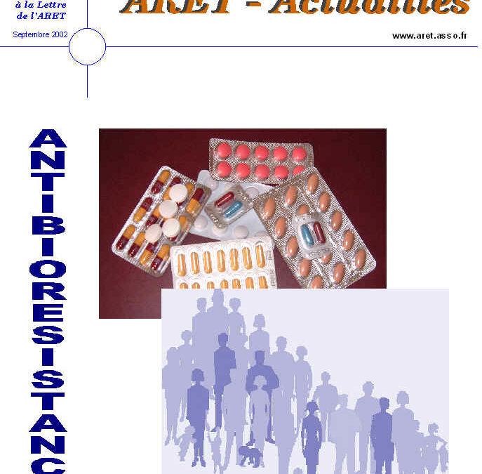Antibiorésistance