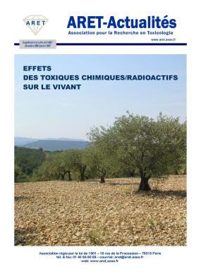 Effets des toxiques chimiques/radioactifs sur le vivant