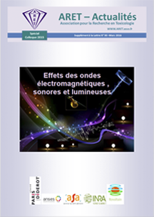 Effets des ondes éléctromagnétiques, sonores et lumineuses