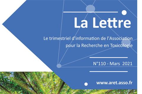 Le numéro 110 de La Lettre de l'ARET est disponible