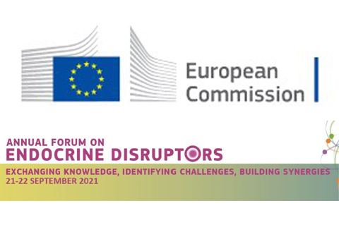 The European Commission: Annual Forum on Endocrine Disruptors on 21-22 Sep 2021