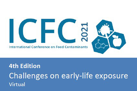Virtual International Conference on Food Contaminants: challenges on early-life exposure, 27 & 28 Sep